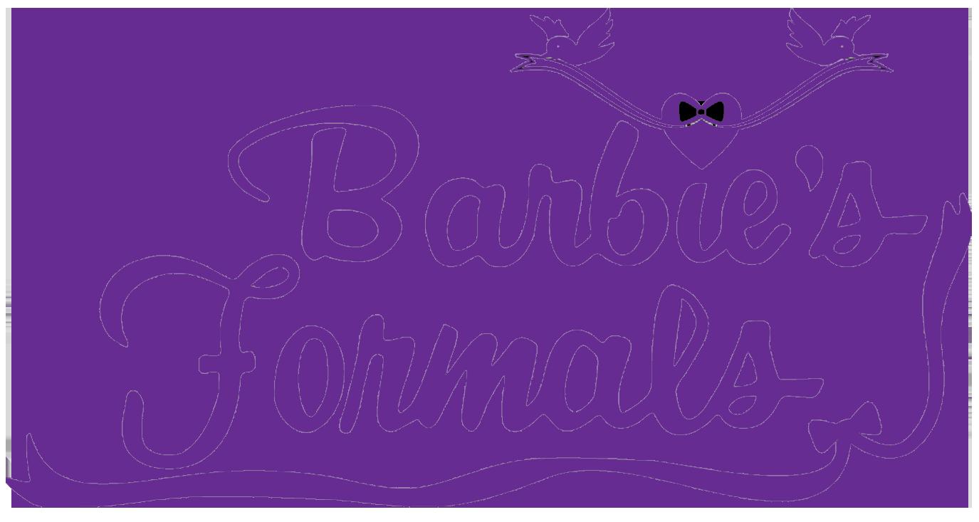 Barbie's Formals Logo